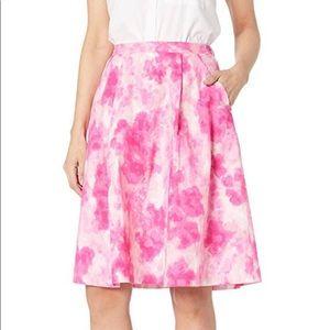 Ellen Tracy - Pink Pleated Skirt 💐